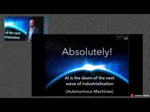 Campus Talk - Applied AI: The Next Wave of Disruption by Ben Levy