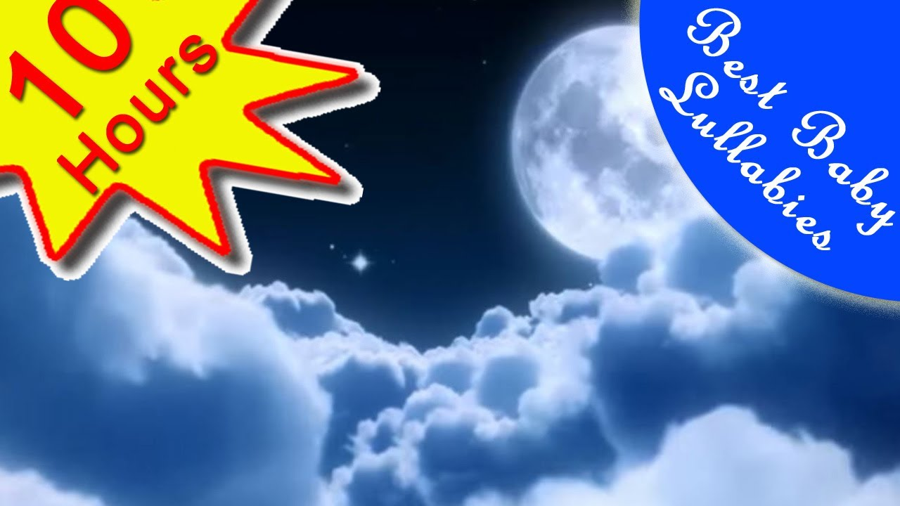 Lullabies 10 HOURS LULLABY MUSIC TO PUT BABY TO SLEEP BABIES SLEEP LULLABY MUSIC BABY LULLABY SONGS