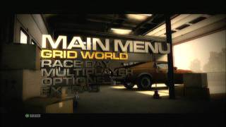 Xbox360 Racedriver GRID Walkthrough Part 1