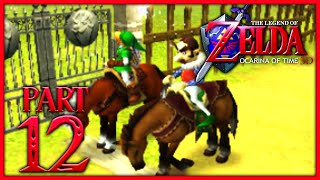 EPONA BEKOMMEN & HYMNE DES STURMS! | ZELDA OCARINA OF TIME 3D #12 | ZELDA OCARINA OF TIME 3D Deutsch