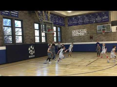 Northside Catholic Academy vs  1/5/19 - 6th boys