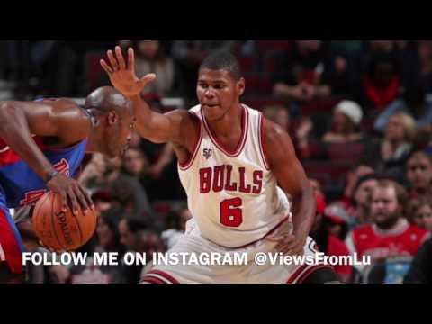Cristiano Felicio Has Resigned With The Chicago Bulls