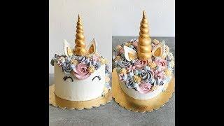 Jak zrobić tort jednorożec/unicorn cake