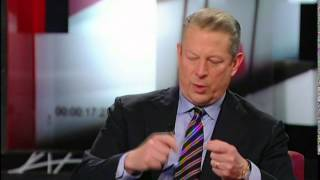 Al Gore Interview With George Stroumboulopoulos On The Hour