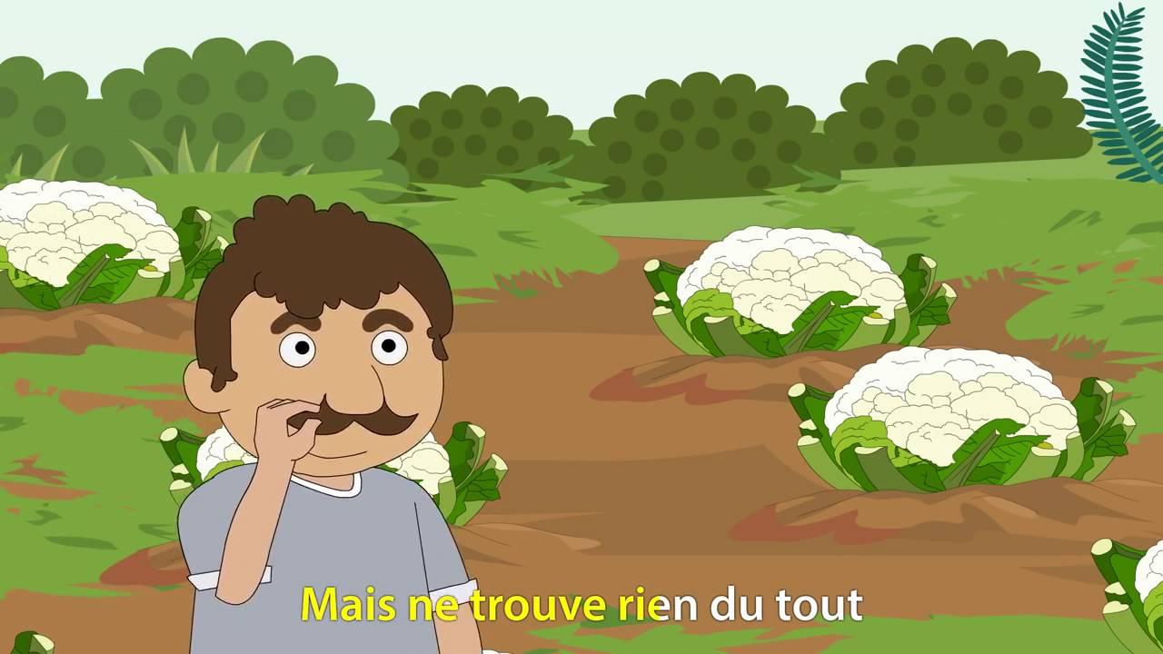 Mon petit lapin s 39 est sauv dans le jardin youtube - Dutronc petit jardin youtube limoges ...