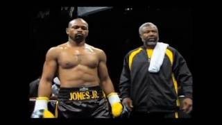 Roy Jones Jr vs Anthony Hanshaw 14.7.2007 - IBC Light Heavyweight Title