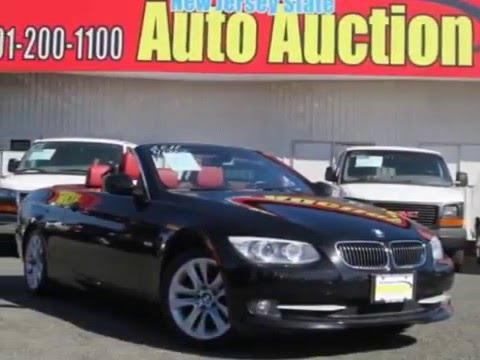 2011 BMW 3 Series 328i Convertible - Jersey City, NJ NY Auto Auction