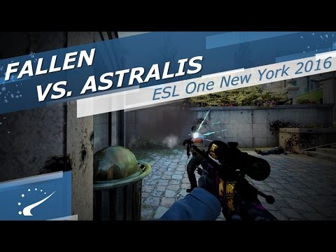FalleN vs. Astralis - ESL One New York 2016