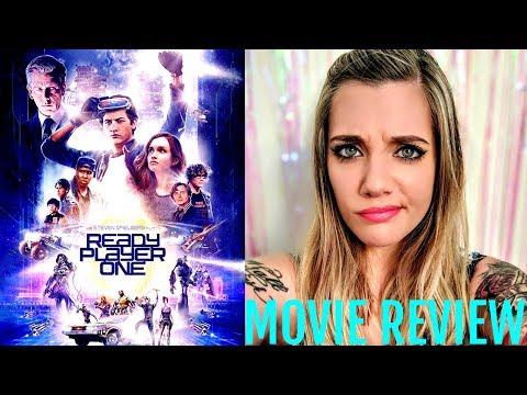READY PLAYER ONE (2018) - Movie Review - Steven Spielberg, Tye Sheridan, Olivia Cooke