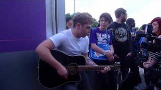 Nothing Good Has Happened Yet Acoustic - We Are The Ocean, Slam Dunk 2010
