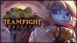 Void i Assassyn kontra Yordle - Teamfight Tactics