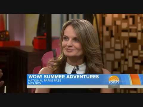 Claire Newell - Travel Tips - Today Show: Summer Adventure Travel
