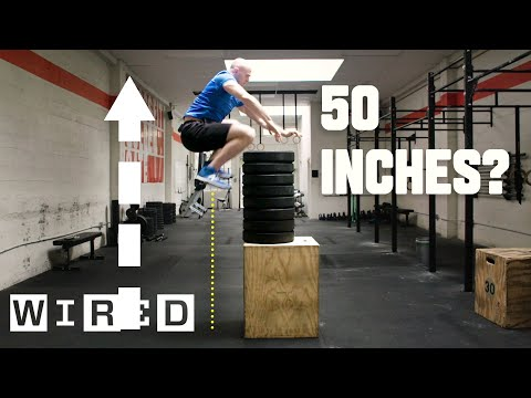 Why It's Almost Impossible to Jump Higher Than 50 Inches | WIRED
