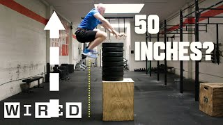 Why It\'s Almost Impossible to Jump Higher Than 50 Inches | WIRED