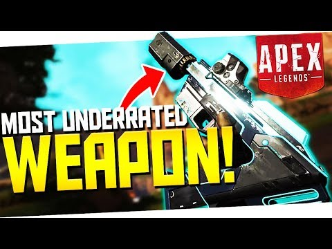 Stop Underrating This Gun! - PS4 Apex Legends Gameplay