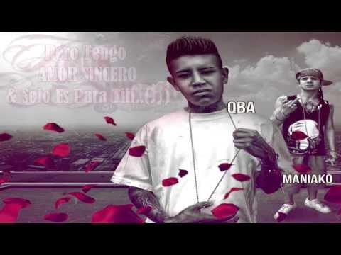 Amor Sincero - Maniako Feat. QBA �•