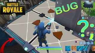 BUG LAKE OF THE FORTNITE BOOTY! I WAS UNDER WATER??