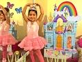 Baby Ballerina Princess Dress Up!!!