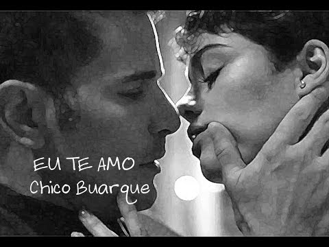 Eu Te Amo Chico Buarque Trilha Sonora O REBU 2014 Tema de Duda e Bruno(Lyrics Video)HD