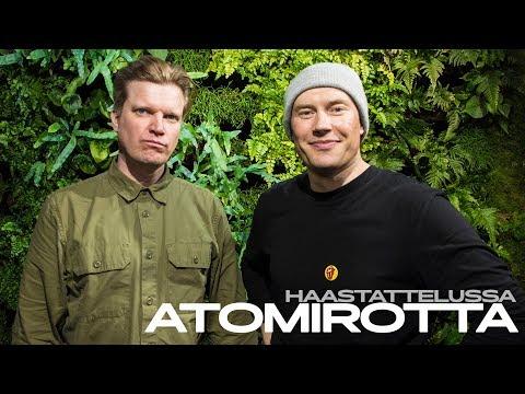 Haastattelussa Atomirotta