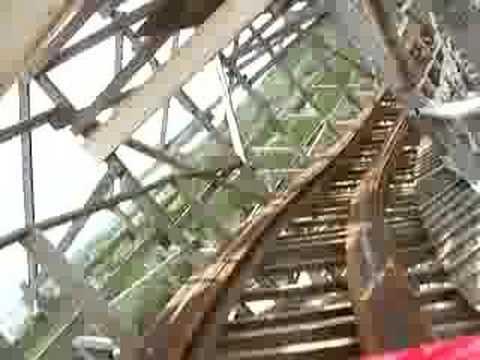 The Rattler - Six Flags Fiesta Texas