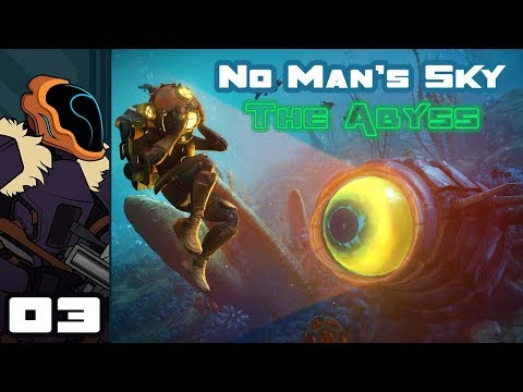 Let's Play No Man's Sky: The Abyss [v1.7] - PC Gameplay Part 3 - Setback