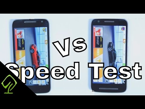 Moto E3 Power vs Moto G4 Play Speed Test (Snapdragon 410 vs Mediatek MT6735P)
