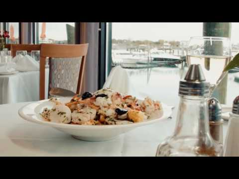 Seafood Salad by Chef Peter Palumbo of the Venezia Restaurant