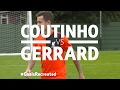 Coutinho V Gerrard Iconic Olympiacos Stunner For Bt Sports Goalsrecreated