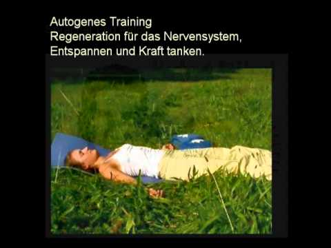 Autogenes Training-Regeneration für das Nervensystem