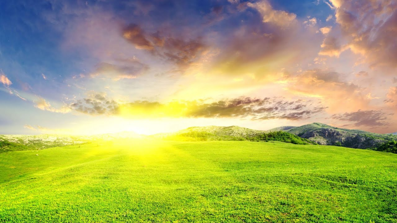 Рассвет, завораживающая красота ...: https://www.youtube.com/watch?v=tn1LOMv9zRg
