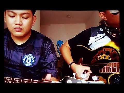 Sansan ft. Bunbun - Tangisan Sebatang Tamar x 7 Petala Cinta (akustik cover)