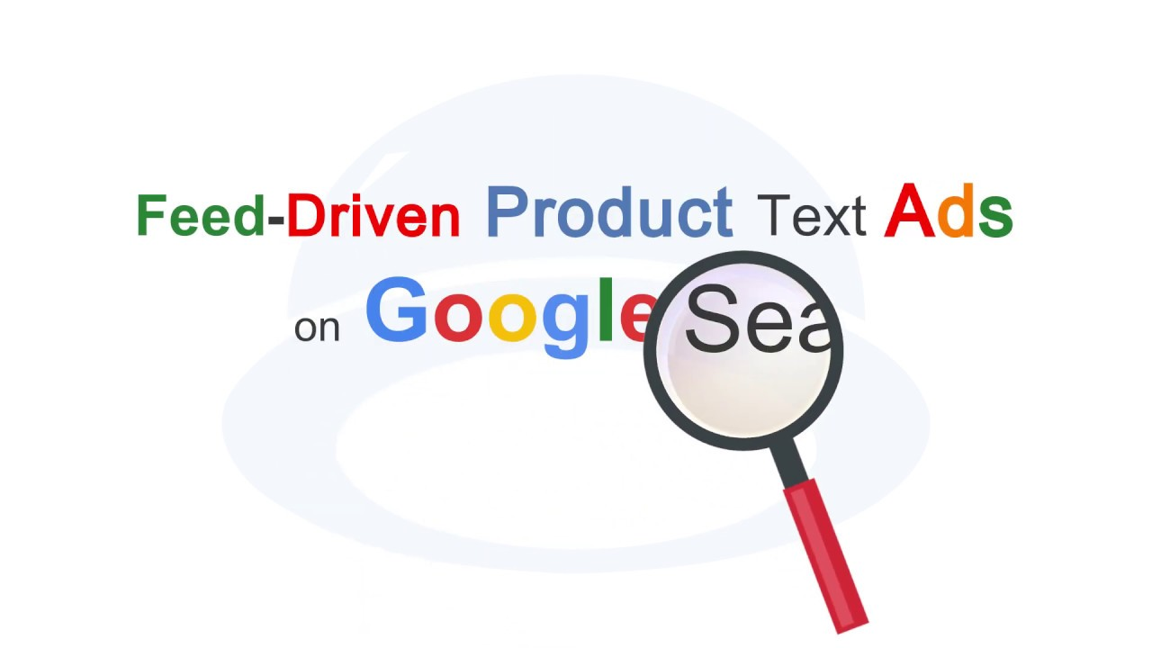Feed Driven Product Text Ads Campaigns | BlueWinston com