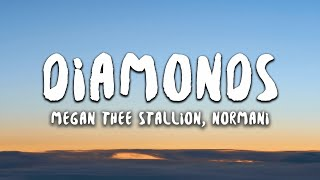Megan Thee Stallion, Normani - Diamonds (Lyrics)