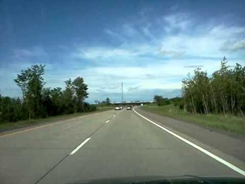 Highway 417 Ontario VS. Québec Autoroute 40 (Trans-Canada Highway)