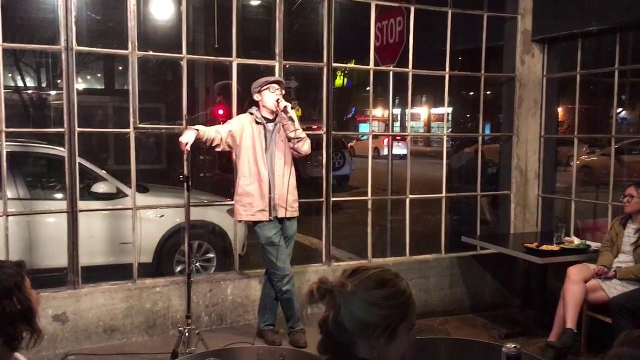 brainwash cafe open mic 03/23/2017 - youtube