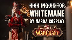 High Inquisitor Whitemane | World of Warcraft cosplay