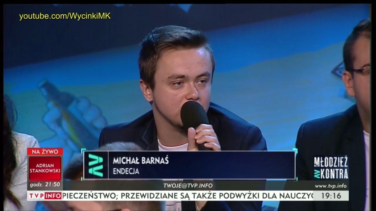 Młodzież kontra 608: Michał Barnaś (Endecja) vs Bogdan Kasprowicz i Kajetan Rajski 09.09.2017
