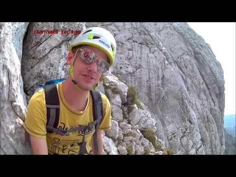 Klettersteig Set Zusammenstellen : Klettersteigset anlegen richtig
