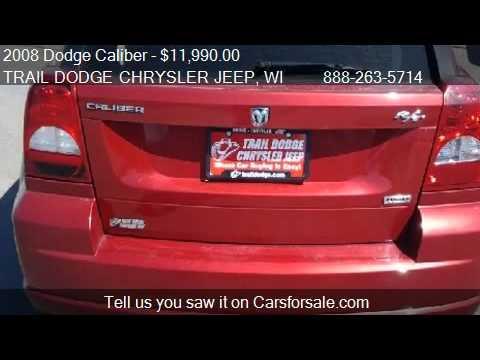 2008 Dodge Caliber For Sale In 2000 Stout St Menomonie Wi Youtube
