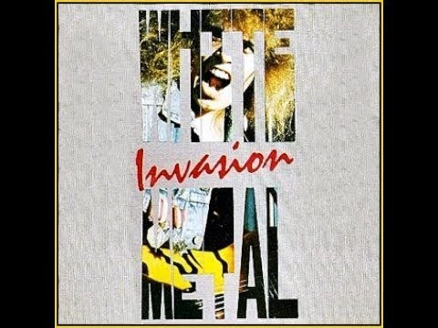 White Metal Invasion VA 1989
