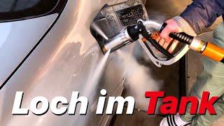 Autogas-V8 bleibt liegen