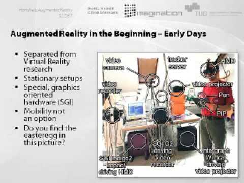 State of the Art and Future Trends in Mobile Phone-based Augmented Reality