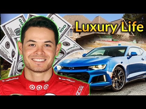 Kyle Larson Luxury Lifestyle | Bio, Family, Net worth, Earning, House, Cars