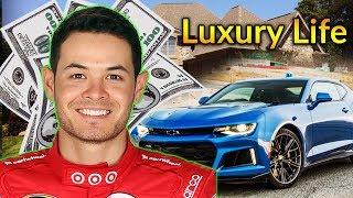 Kyle Larson Luxury Lifestyle | Bio, Family, Net worth, Earning, House, Cars