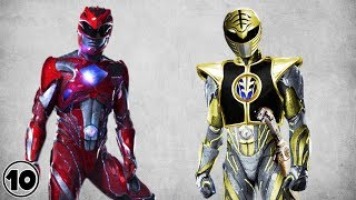 Top 10 Alternate Versions Of The Power Rangers - Part 2 thumbnail