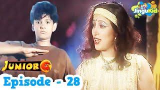 Junior G Episode 28 - Hindi | Popular SuperPowers Show For Kids | Kids Series | ज्युनियर जी कड़ी-28