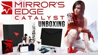 Распаковка: Mirror's Edge: Catalyst - Коллекционное издание