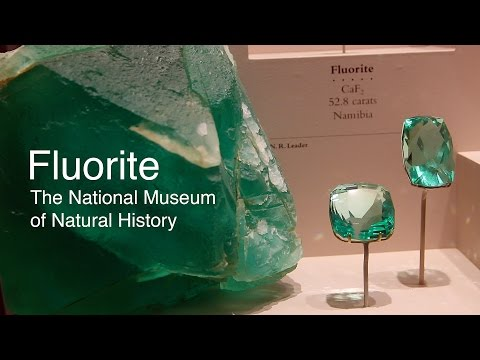 See the beauty of Fluorite minerals and gemstones