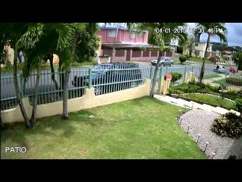 Pareja escala residencias área metro, Puerto Rico